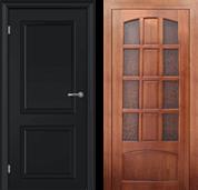 Double glazing single doors